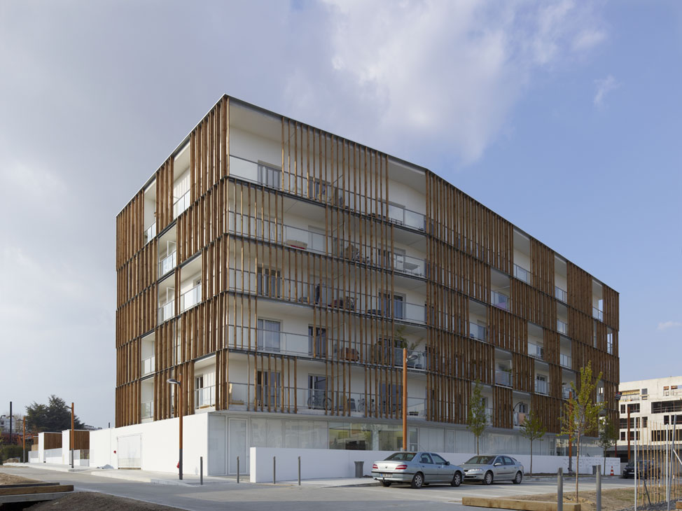 59 logements nantes 44 bohuon bertic architectes for B architecture nantes