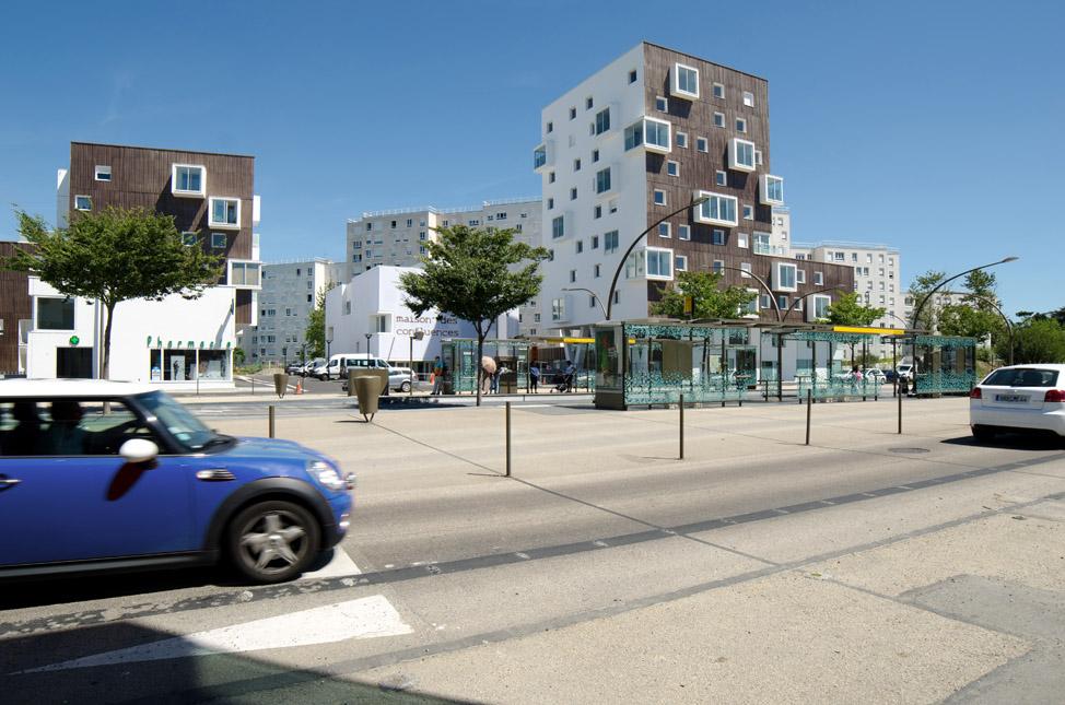 Projet de renouvellement urbain – Nantes 44