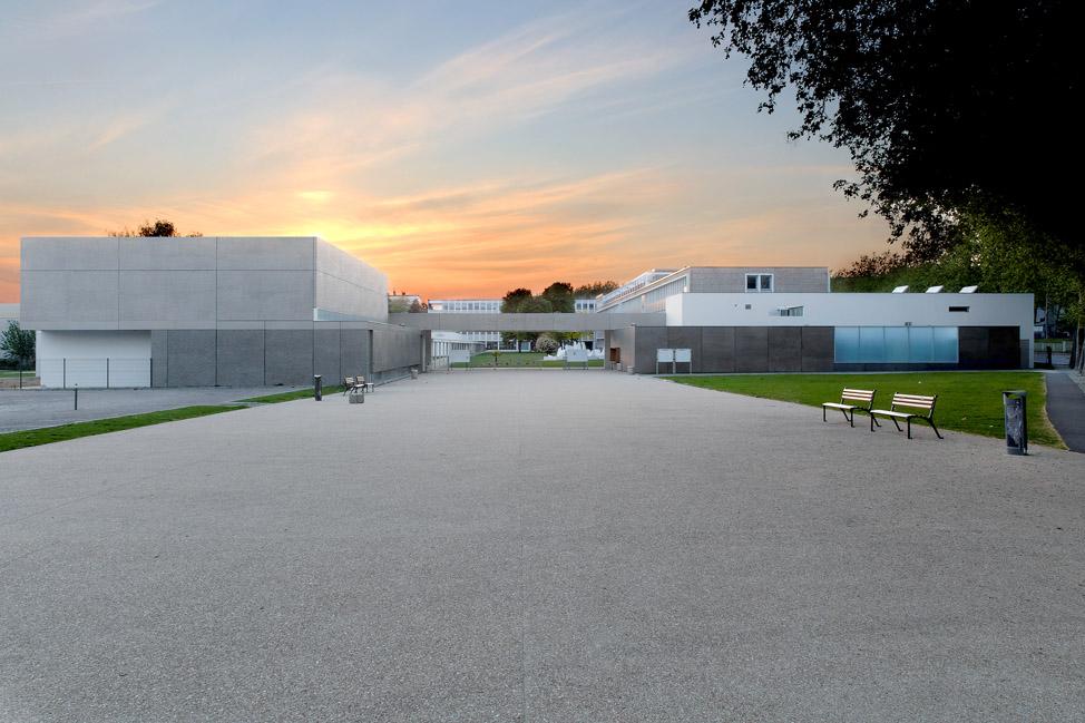 Restructuration d'un lycée – Lorient 56
