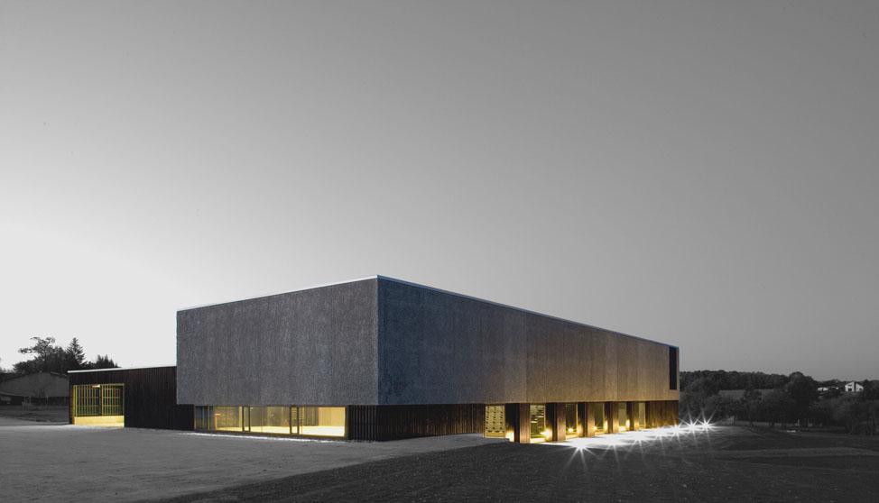 Salle culturelle – Lauzach 56