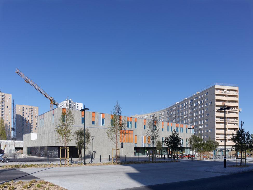 Centre socio-culturel – Nantes 44