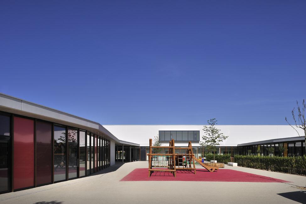 groupe scolaire paimboeuf 44 bohuon bertic architectes. Black Bedroom Furniture Sets. Home Design Ideas