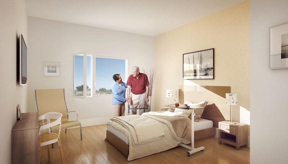 ehpad ile de groix 56 bohuon bertic architectes. Black Bedroom Furniture Sets. Home Design Ideas