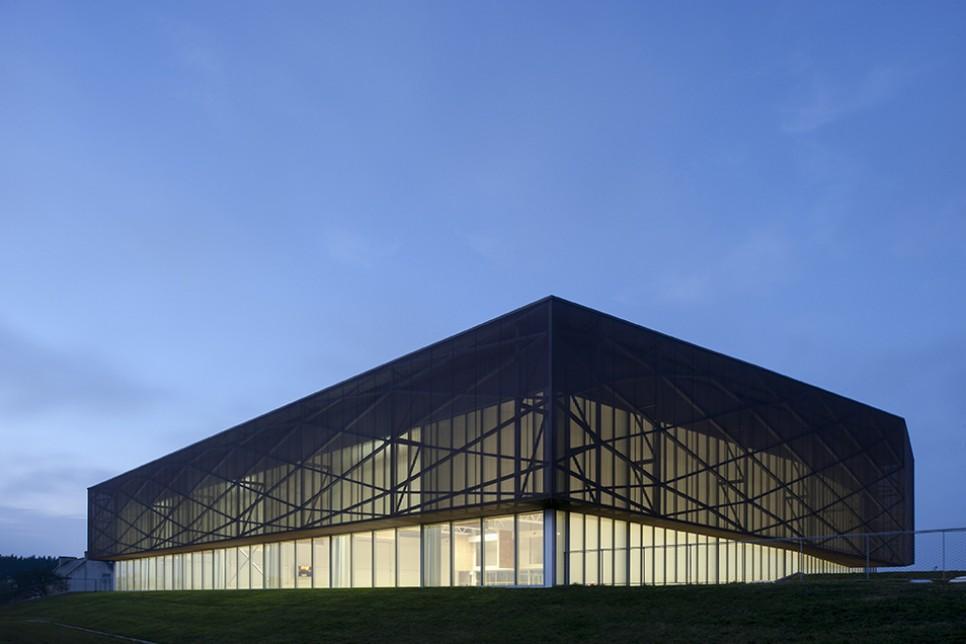 Salle Omnisports – Plabennec 29