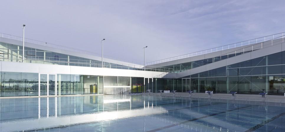Centre aqualudique – Angers 49