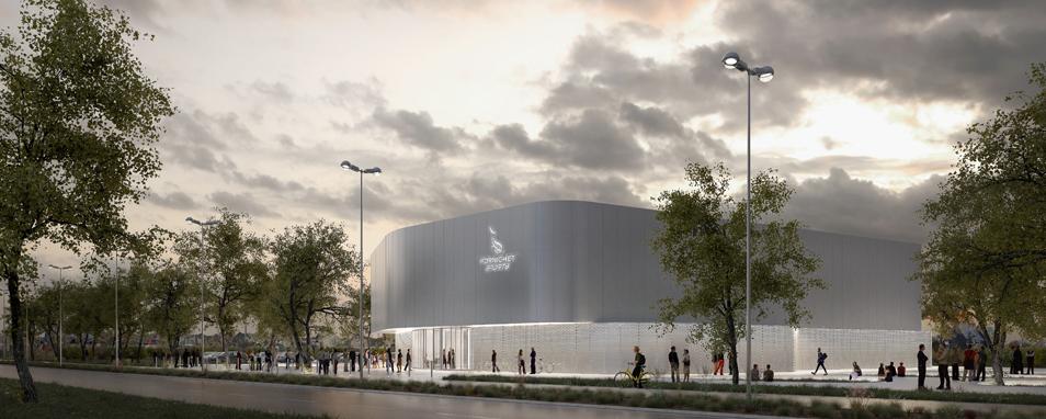 Salle de sports – Pornichet
