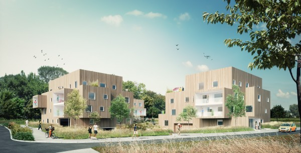 29 logements collectifs BBCA