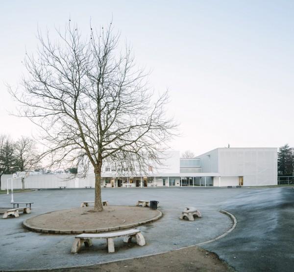 Restructuration du Collège J. Rostand – Muzillac