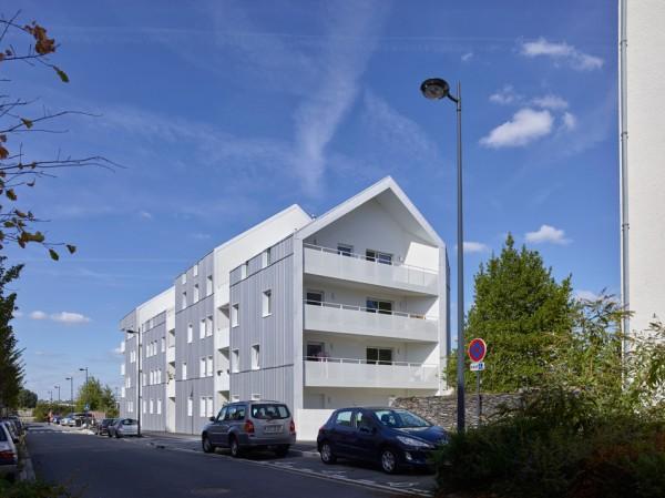 FULTON – 27 Logements locatifs sociaux – Angers