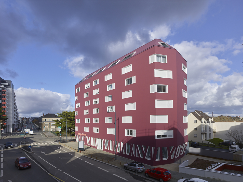 Study'o – 73 logements étudiants – Rennes
