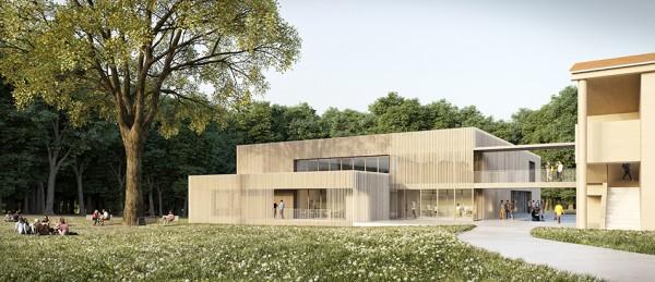 Extension et aménagement – Lycée La Herdrie – Basse Goulaine