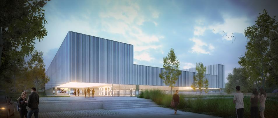 CREPS – Centre de ressources, d'expertises et de performances sportives des Pays de Loire – La Chapelle sur Erdre