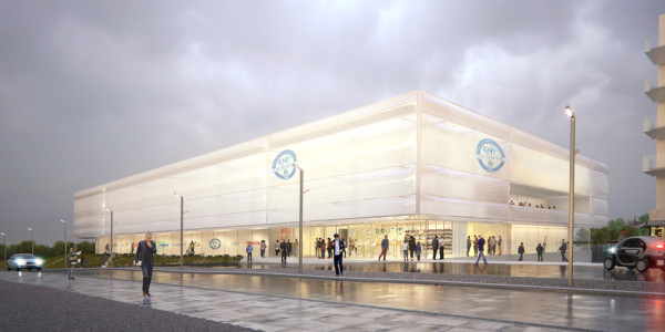 Centre international de formation, d'entrainement et de compétition de tennis de table – Ville d'Hennebont