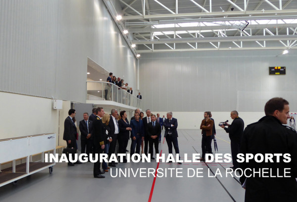 Espace sportif universitaire Laurent Estiot – Aytré